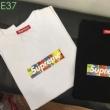 《2019年》今、注目のストリート  SUPREME シャツ/半袖 シュプリーム  2色可選 今期のトレンド定番アイテム