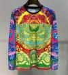 ヴェルサーチ VERSACE 長袖Tシャツ 2019年新作通販 デイリーに使える1枚 人気ブランド