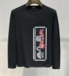 2色可選 長袖Tシャツ とってもお買い得 2019年春の新作コレクション ヴェルサーチ VERSACE