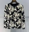 2019年新作通販 ヴェルサーチ VERSACE 長袖Tシャツ 2色可選 多くの人々が愛用する 着心地も抜群