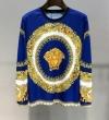 ヴェルサーチ VERSACE 長袖Tシャツ 最高傑作の着心地 通気性に優れた 19春夏最新モデル