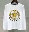 ヴェルサーチ VERSACE 長袖Tシャツ 2色可選 2019年新作通販 大好評 ストリートを感じさせる
