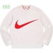 おしゃれに着こなすコツ Supreme  NikeX Swoosh Sweater プルオーバーパーカー 3色可選 2019新発売大歓迎秋冬新名品