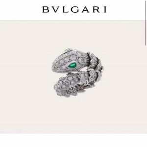 ブルガリ BVLGARI リング レディース 女性らしいコーデに仕上げる 人気新作 コピー シルバー ストリート コーデ 最安値 354697