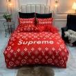 2019秋冬定番コーデ シュプリーム SUPREME 寝具4点セットきちんと感や大人らしさを演出する