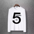 4色可選 秋冬のコーデに欠かせない定番 シャネル CHANEL 長袖Tシャツ 2019年秋に買うべき