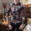 2色可選 今年の冬のトレンドデザイン ヴェルサーチ VERSACE シャツ 2019年秋に買うべき