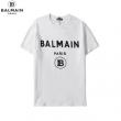 バルマン tシャツ コピー スタイルが本命トレンドに メンズ BALMAIN ブラック ホワイト カジュアル 2020SS コーデ 安い