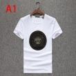 ヴェルサーチ 春夏コーデにも取り入れやすい 3色可選  VERSACE オールシーズンの着こなし術 半袖Tシャツ