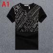 ヴェルサーチ3色可選 どんなスタイルにも合わせやすい VERSACE どんな装いにも馴染む 半袖Tシャツ
