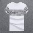 サルヴァトーレフェラガモ Tシャツ プリント コピー メンズ 気品あるセンスいい Salvatore Ferragamo 3色 おすすめ VIP価格