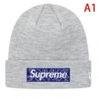 多色可選 1年を通して使える万能 Supreme 19FW New Era Box Logo Beanie ニット帽/ニットキャップ この春夏大注目