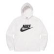 お洒落の幅を広げる 3色可選 Supreme Nike Leather Hooded Sweatshirt 2020話題の商品 スタイルアップ