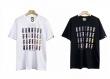 A BATHING APE x MEDICOM TOY28周年記念限定 Tシャツ カップルスタイル 純綿素材 黒白 若くて元気で個性的