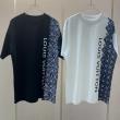 2021年トレンドブランドおすすめ Louis Vuitton コピー T シャツ メンズ半袖 2色選びでき